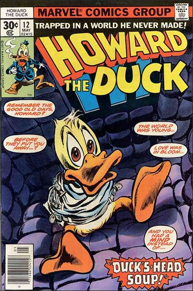 Howard the Duck (1976) 12-A by Marvel