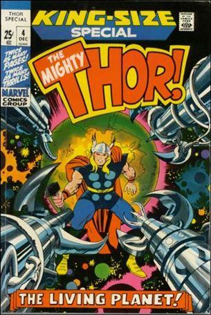 Thor Annual (1966) 4-A