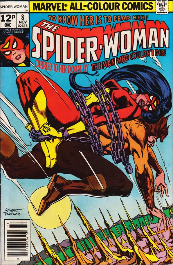 Spider-Woman (1978) 8-B by Marvel