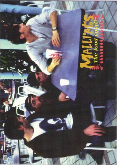 Mallrats (Base Set) 16-A by Bacon & Eggs