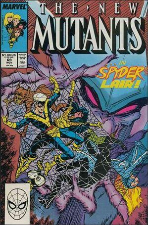 New Mutants (1983) 69-A