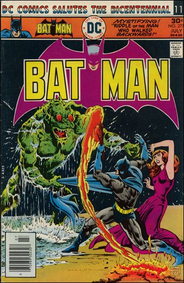 Batman (1940) 277-A by DC