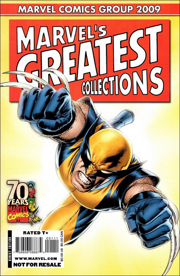 Marvel's Greatest Collections 2009 nn-A by Marvel