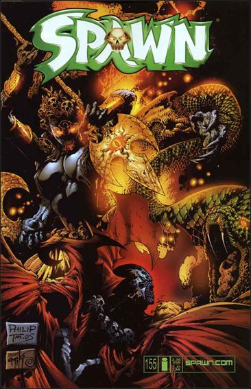 Spawn 155-A by Image
