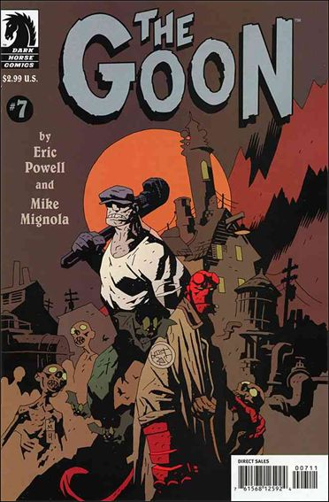 Goon (2003) 7-A by Dark Horse