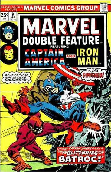 Marvel Double Feature 9-A by Marvel