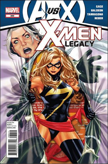 X-Men Legacy (2008) 269-A by Marvel