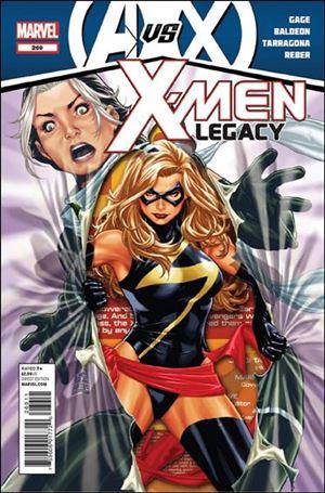 X-Men Legacy (2008) 269-A