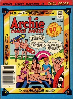 Archie Comics Digest Magazine 50-A