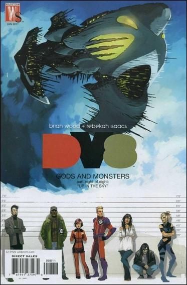 DV8: Gods and Monsters 8-A by WildStorm