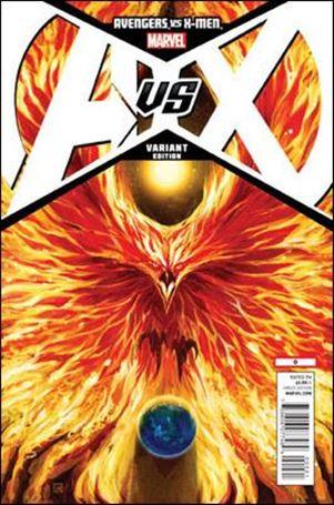 Avengers vs X-Men 0-C