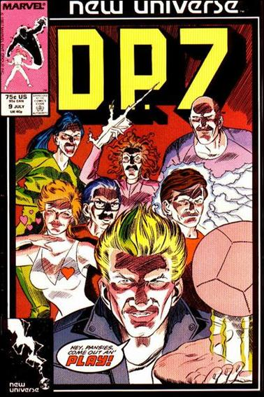 D.P.7 9-A by Marvel