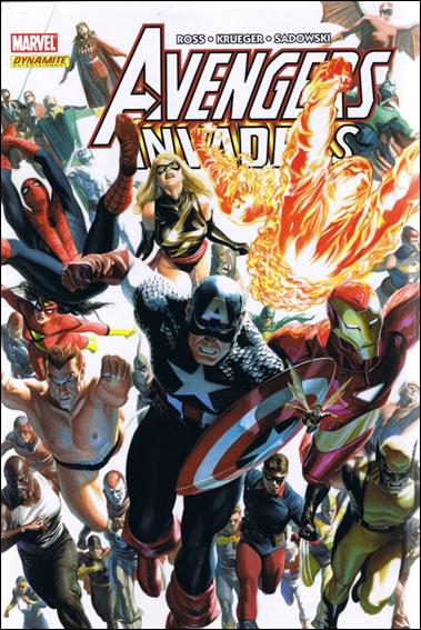 Avengers/Invaders nn-A by Marvel