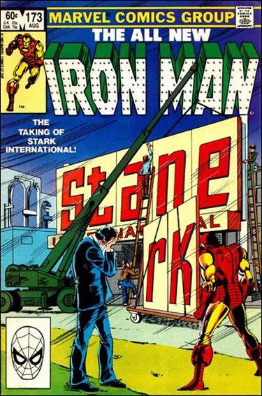 Iron Man (1968) 173-A by Marvel