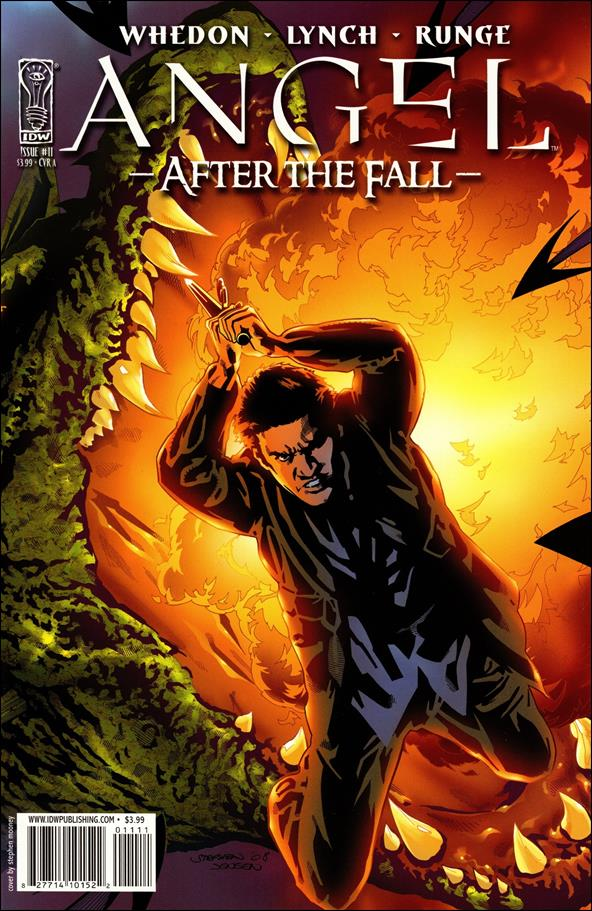 Angel: After the Fall 11-A by IDW