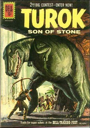 Turok, Son of Stone (1956) 25-A