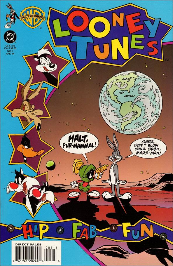 Looney Tunes (1994) 1-A by DC