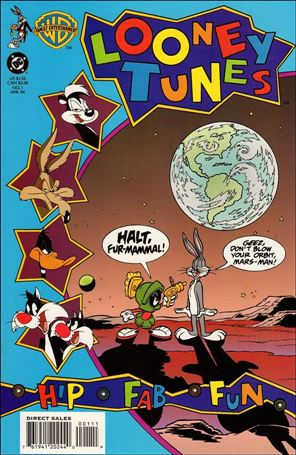 Looney Tunes (1994) 1-A