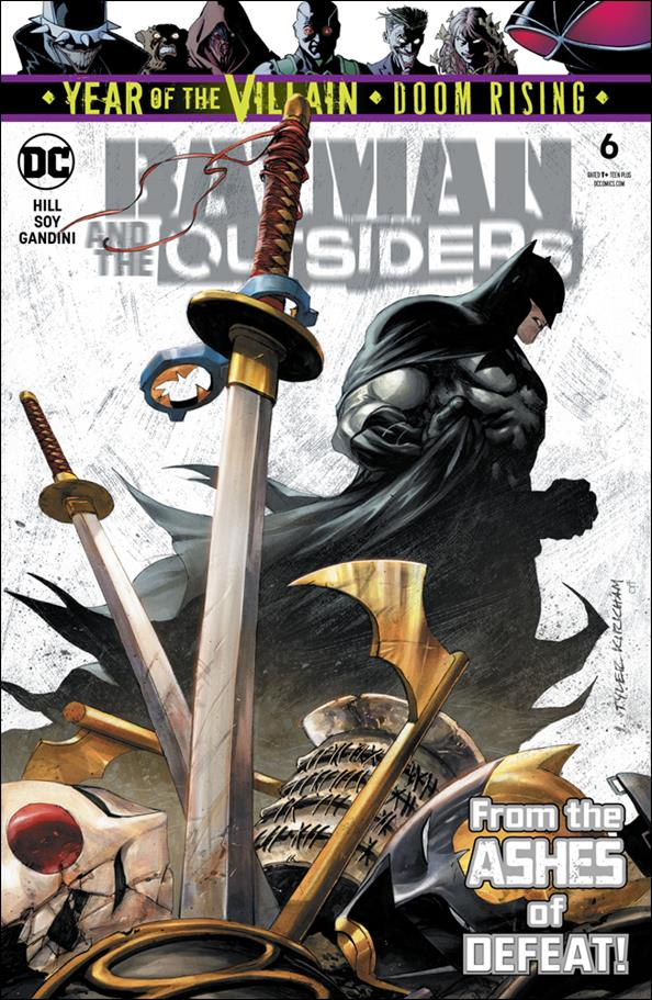 Batman and the Outsiders (2019) 6-A by DC