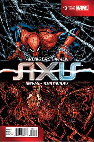 Avengers & X-Men: AXIS 3-C