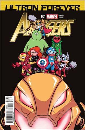 Avengers: Ultron Forever 1-E