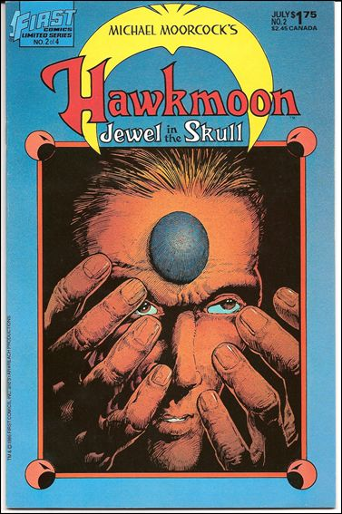 Hawkmoon: The Jewel in the Skull 2-A by First