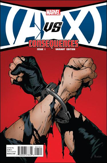 AvX: Consequences 1-B by Marvel