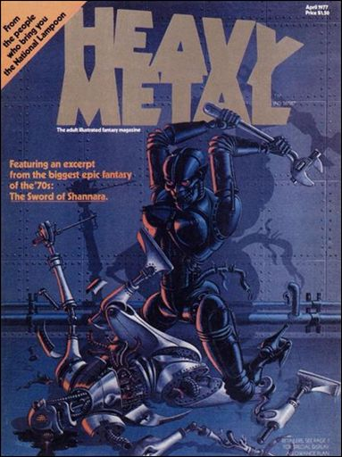 Heavy Metal 1-A by HM Communications