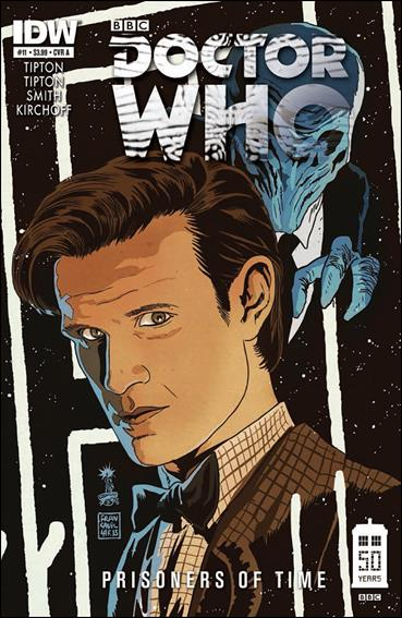 Doctor Who: Prisoners of Time  11-A by IDW