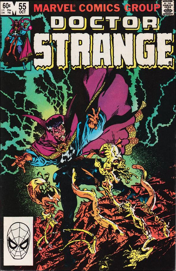 Doctor Strange (1974) 55-A by Marvel