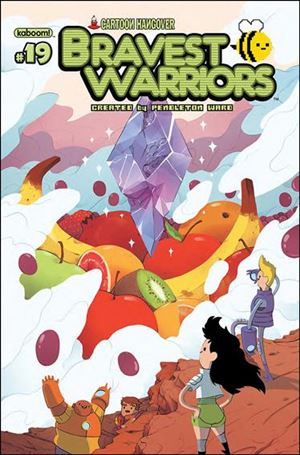 Bravest Warriors 19-A