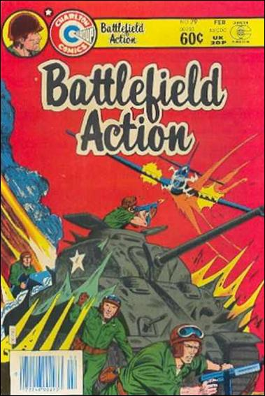 Battlefield Action 79-A by Charlton