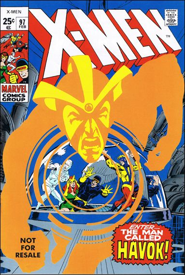 X-Men (1963) 97-C by Marvel