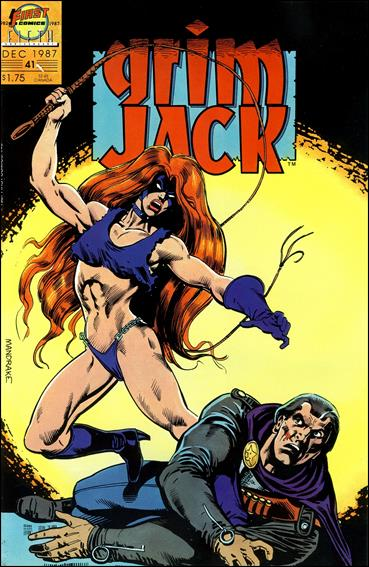 Grimjack 41-A by First