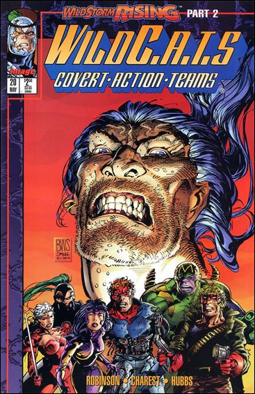 WildC.A.T.s: Covert Action Teams 20-A by Image