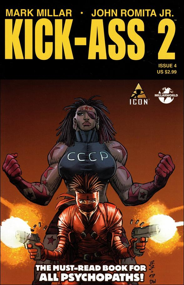 Kick-Ass 2 4-A by Icon