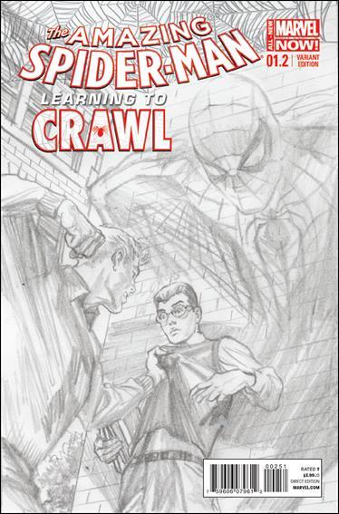 Amazing Spider-Man (2014) 1.2-C by Marvel