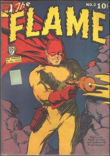 Flame (1940) 2-A by Fox