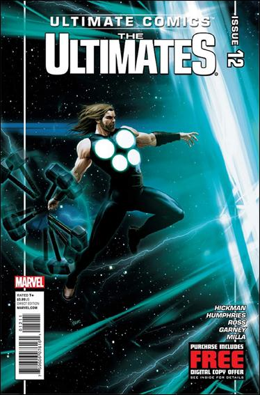 Ultimate Comics Ultimates 12-A by Marvel