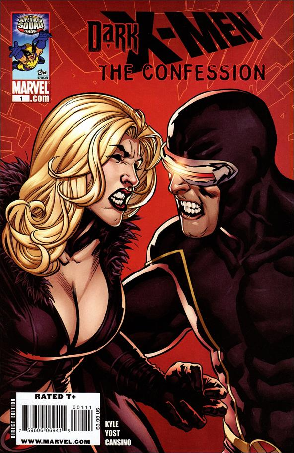 Dark X-Men: The Confession 1-A by Marvel