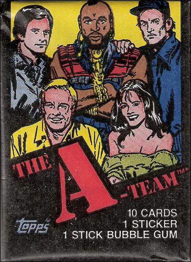 A-Team 2-A by Topps