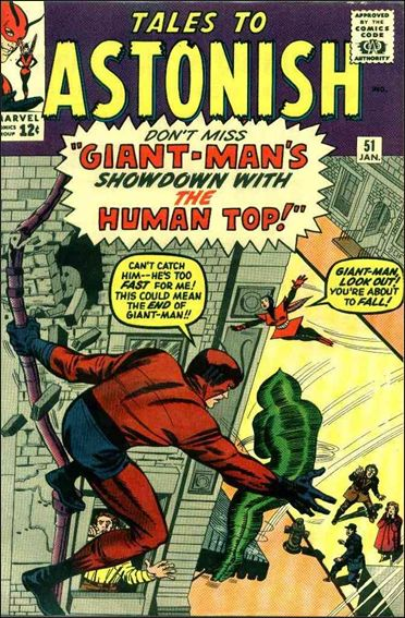 Tales to Astonish (1959) 51-A by Marvel