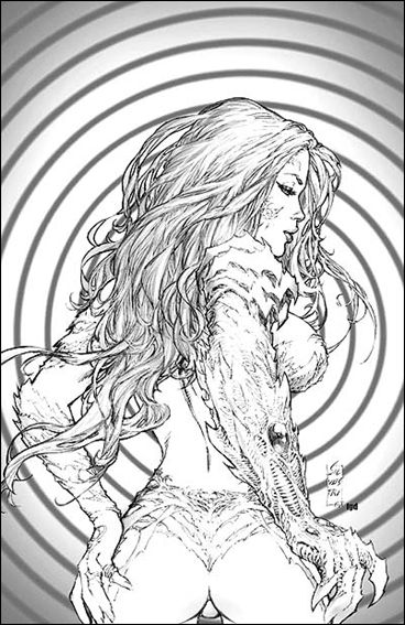 Witchblade 118-C by Top Cow