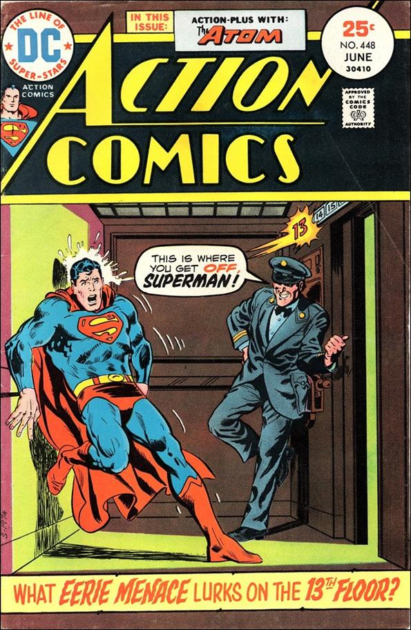 Action Comics (1938) 448-A by DC