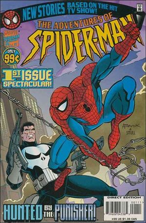 Adventures of Spider-Man 1-A