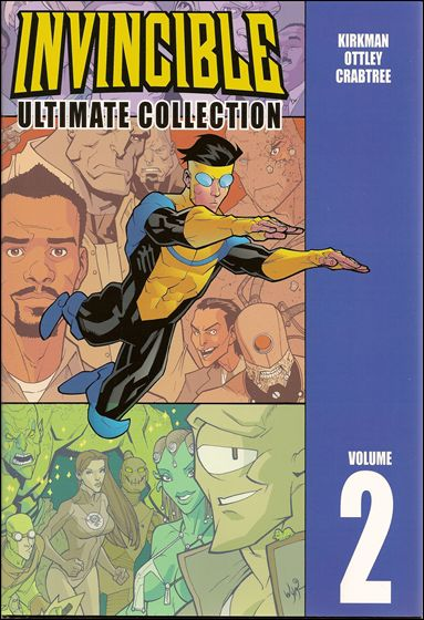 Invincible: Ultimate Collection 2-A by Image