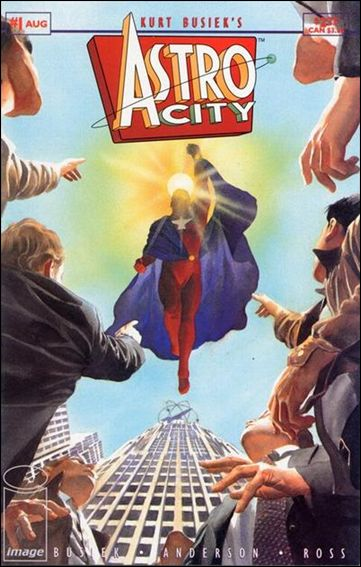 Kurt Busiek's Astro City (1995) 1-A by Image