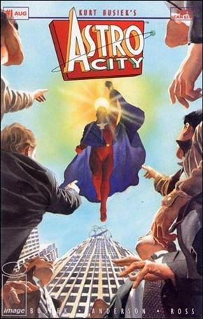Kurt Busiek's Astro City (1995) 1-A