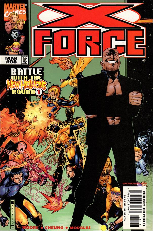 X-Force (1991) 88-A by Marvel