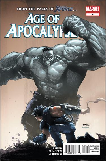 Age of Apocalypse (2012) 4-A by Marvel